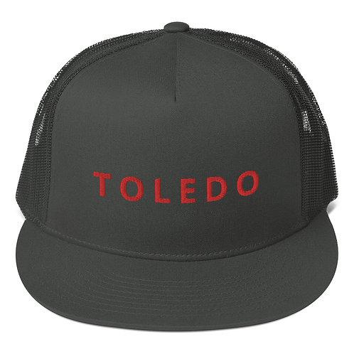 """TOLEDO"" - Mesh Back Snapback"