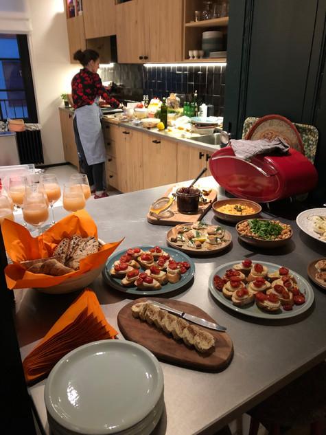 catering stockholm, teambuilding stockholm, dinner, lunch