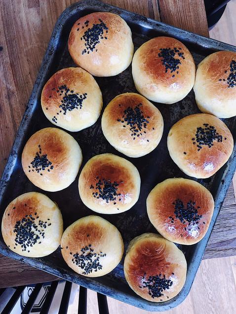 brioche, homemade bread, yeast