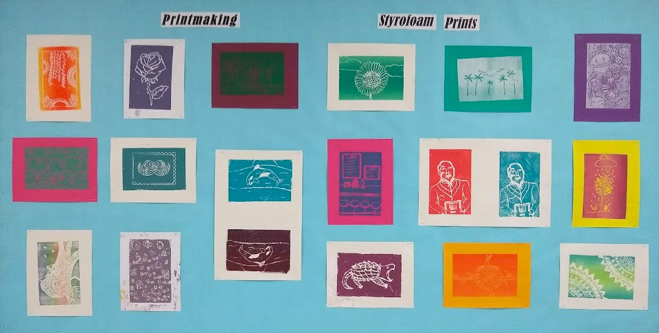 PrintmakingStyrofoamPrints.jpg
