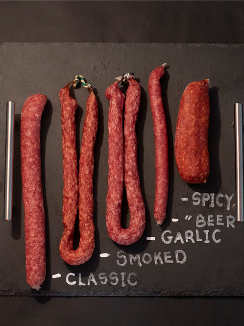 5 Boerenmetworst (Charcuterie)