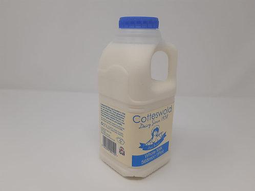 Whole Milk - 2 Litres