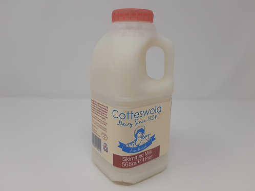 Skimmed Milk - 2 Litres