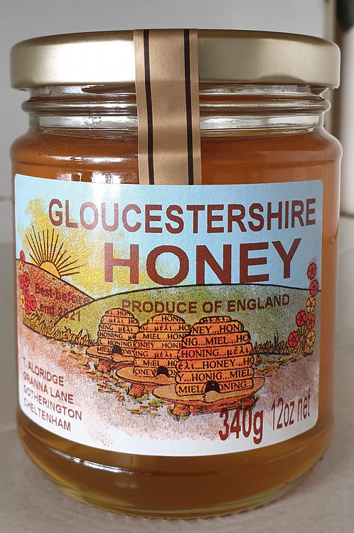 Gloucestershire Honey