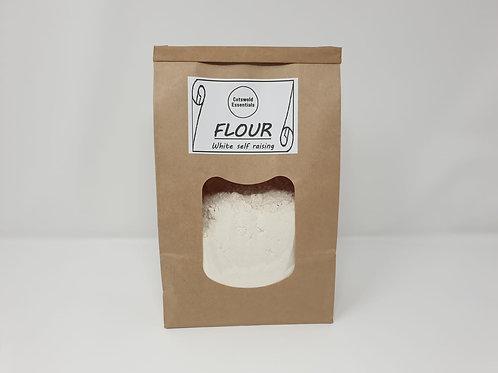 White Self Raising Flour - 800g
