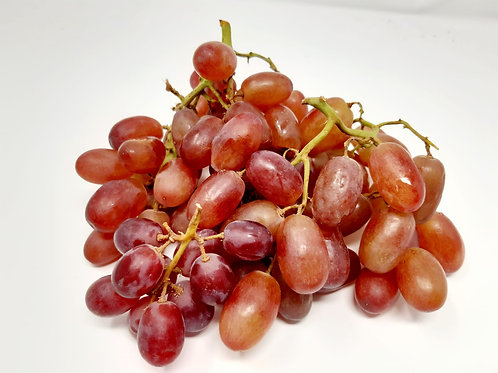 Red Seedless Grapes - 500g