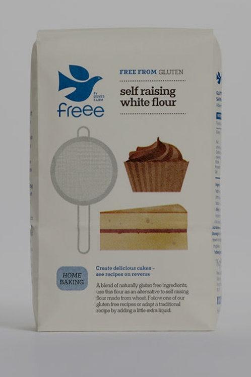 Doves Farm Gluten Free Self Raising White Flour