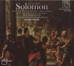 HANDEL, 'Solomon'