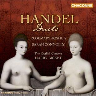 HANDEL 'Duets'