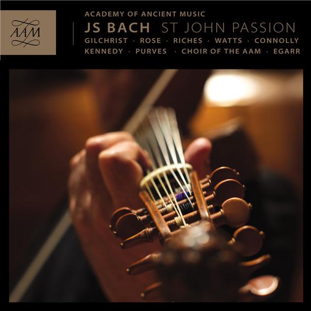 JS BACH 'St John Passion'