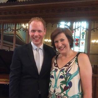 Three Choirs recital with Joseph Middleton