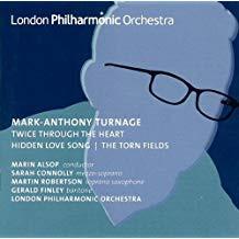 MARK-ANTHONY TURNAGE 'Twice through the heart'