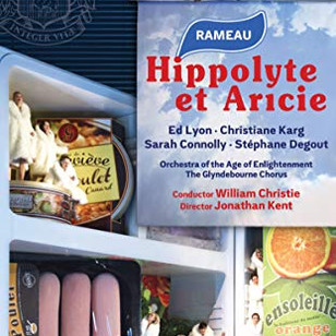 RAMEAU 'Hippolyte et Aricie'