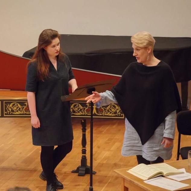 Theodora, Handel - Masterclass