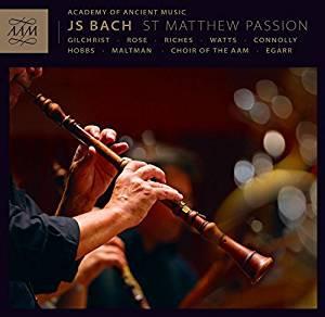 BACH, 'St Matthew Passion'