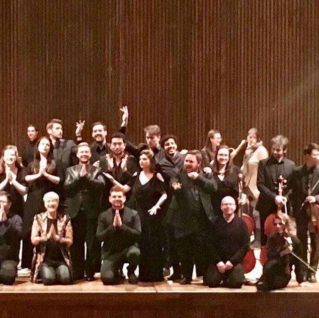 Post-Concert! Theodora, Handel