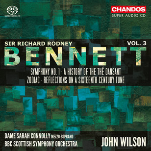 RICHARD RODNEY BENNETT 'A History of the Thé Dansant'