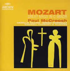 MOZART 'Mass in C Minor'