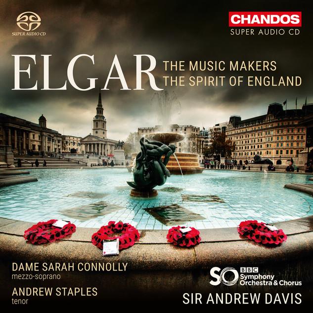 ELGAR 'The Music Makers'