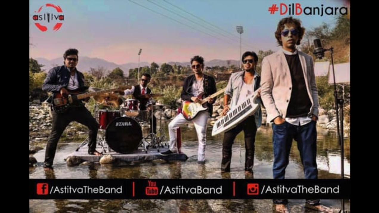 Dil Banjara Moments-BTS | Astitva The Band