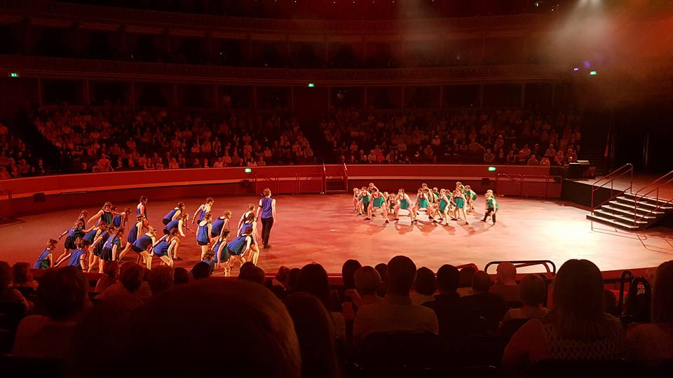 Royal Albert Hall Bravo Performing Art Stowmarket