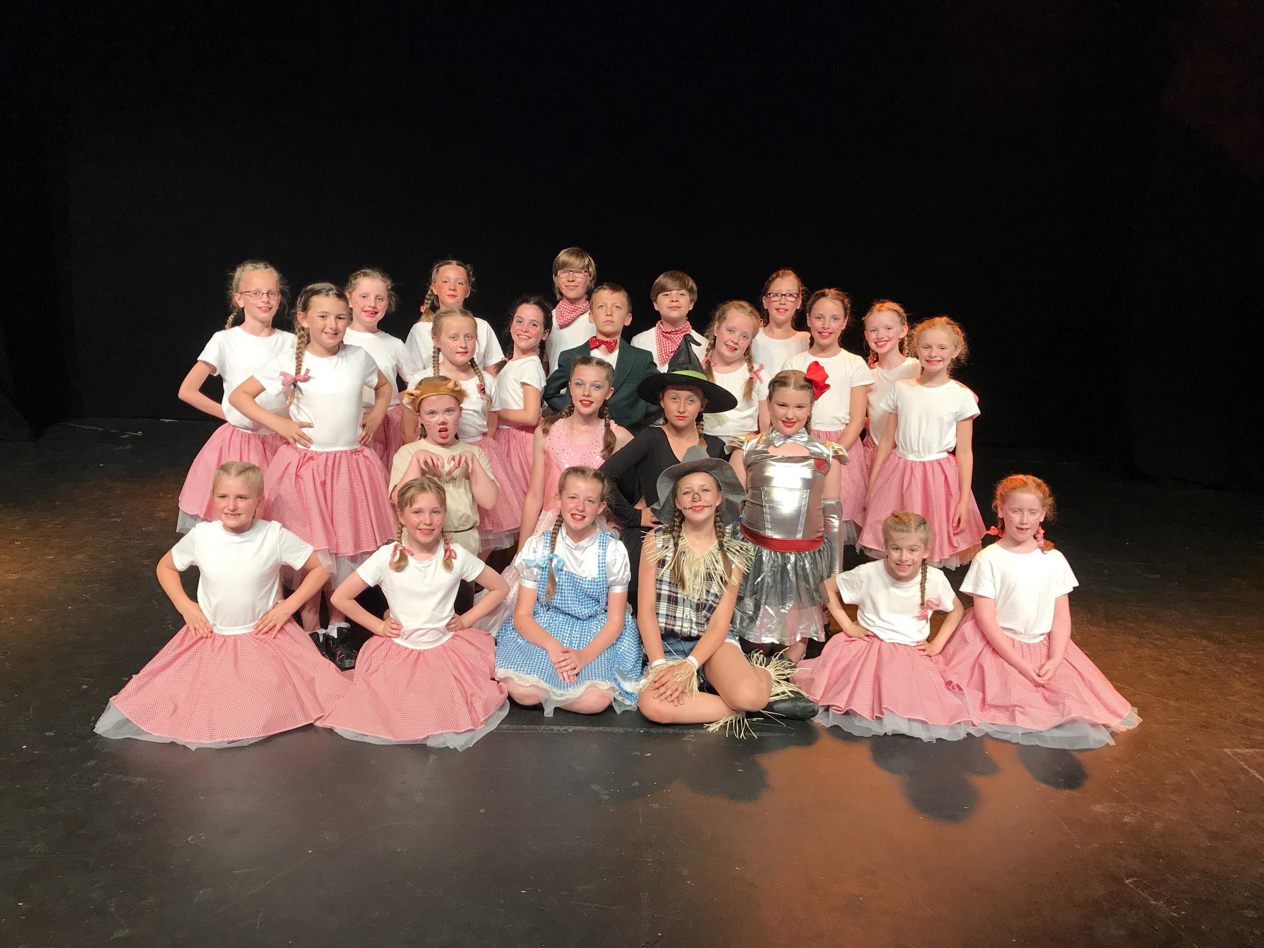 Bravo Stowmarket Drama Sing Dance