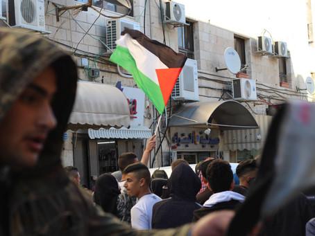 Jérusalem, et les médias.