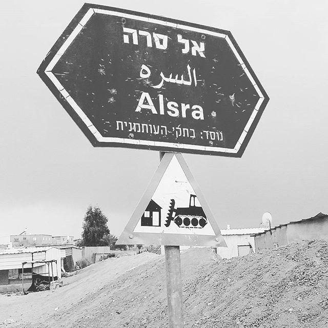 Al Sira - #unrecognized #beduin #village of the #negev #negevcoexistenceforum #underthreat #statedemolition #israel #politics