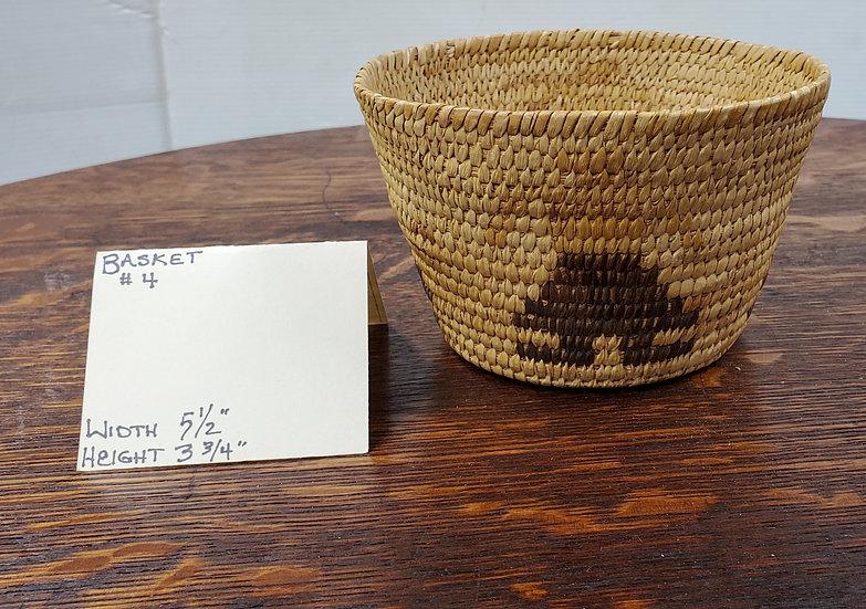 SOLD            Vintage Basket