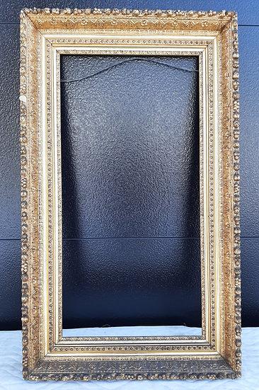 Period Ornate Gold Gilt Frame
