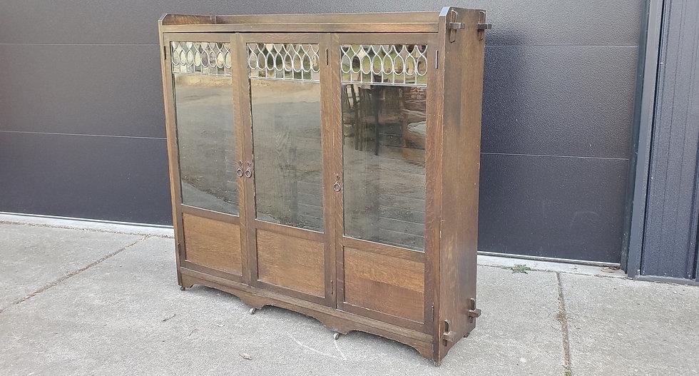 LIMBERT 1903 Three Door Bookcase, #322