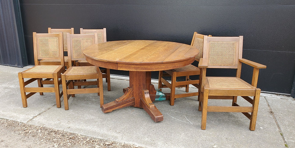 Stickley Brothers Dining Room Set