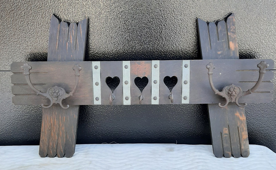 Shop of the Crafters Coat Rack