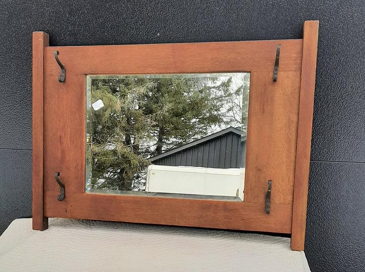 Barber Bros. Oak Hall Mirror
