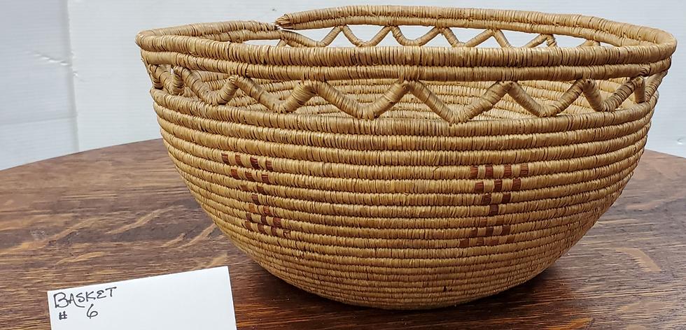 Northwest Coast American Basket