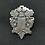 Thumbnail: Very high quality Sterling clip pin