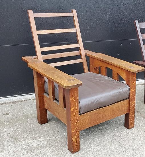 Tobey Furn. Co Morris Chair