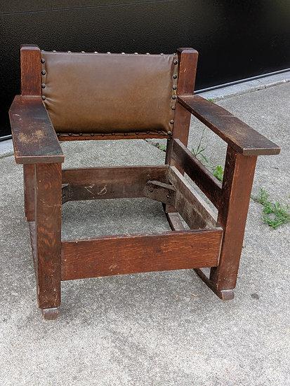 "Lifetime Rocking Chair, ""Bulldog"""