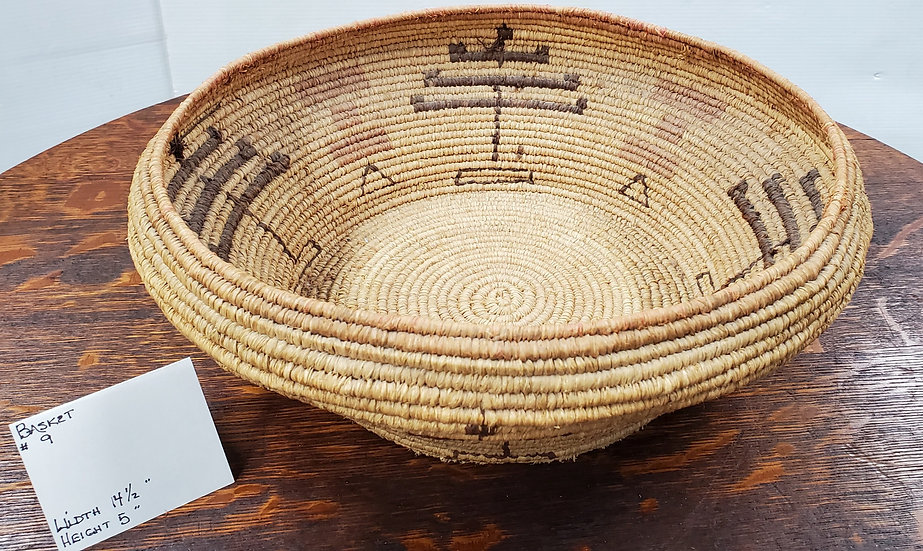 Vintage North American Basket