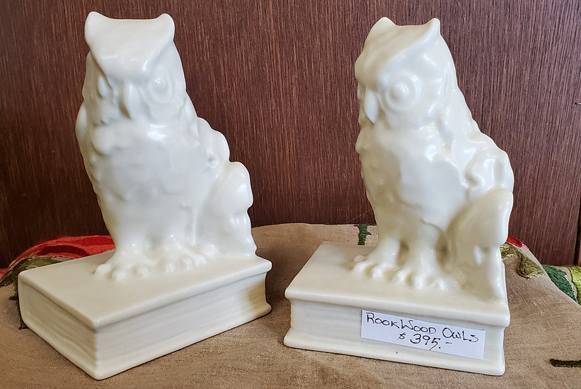 Rookwood Owl Bookends