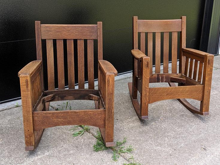 American Chair Mfg. Co., Hallstead, Pa,