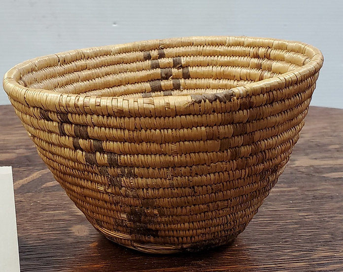 Vintage basket of unknown origin