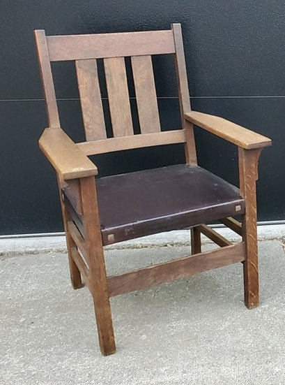 Gustav Stickley Dining Chair
