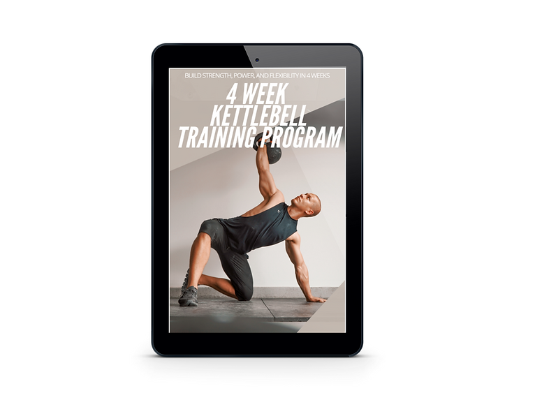 4 Week Kettlebell Program