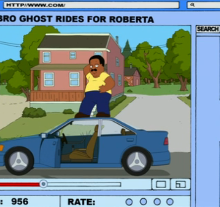 MISTAH FAB 'GHOST RIDE IT' HITS THE MAINSTREAM