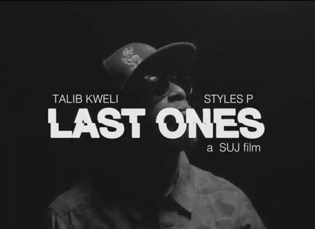 TALIB KWELI 'LAST ONES'