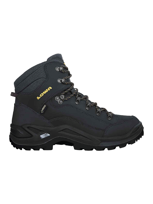 LOWA Renegade GTX® Mid Men's - Anthracite/ Mustard