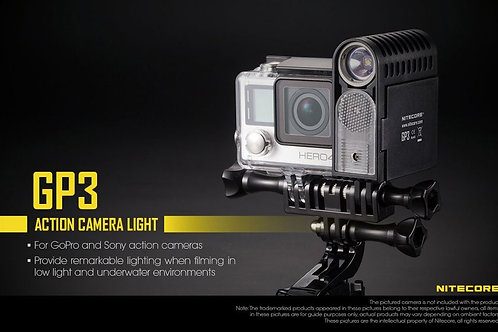 Nitecore GP3 Action Camera Light 360 Lumens