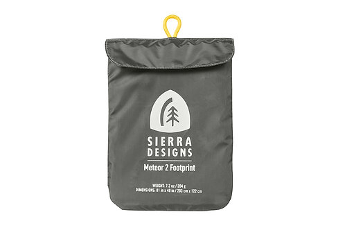 Sierra Designs Meteor 2 Footprint - Backorder