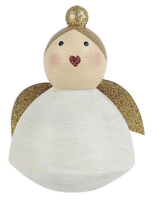 "Ib Laursen - Engel Christmas ""Glittermund"""